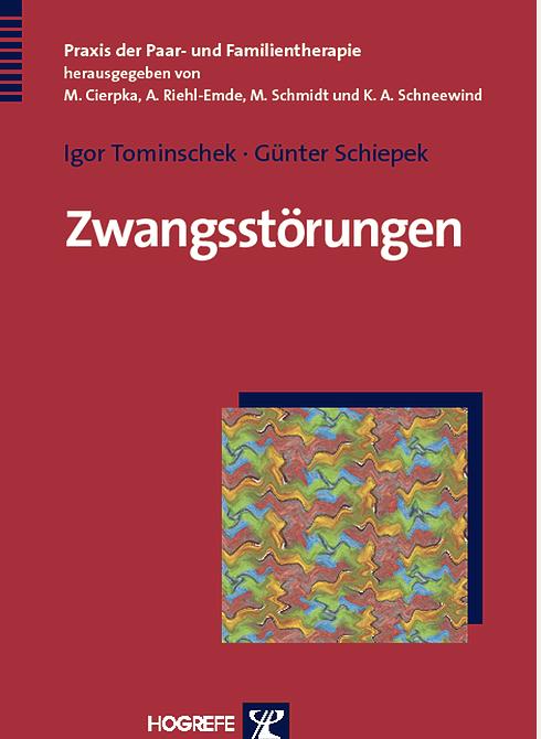 """Buchtitel """"Zwangsstörungen"""", von Dr. Tominschek, Psychotherapeut aus München"""
